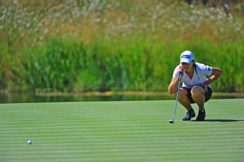 Classique de Marianne Skarpnord LPGA Safeway image stock