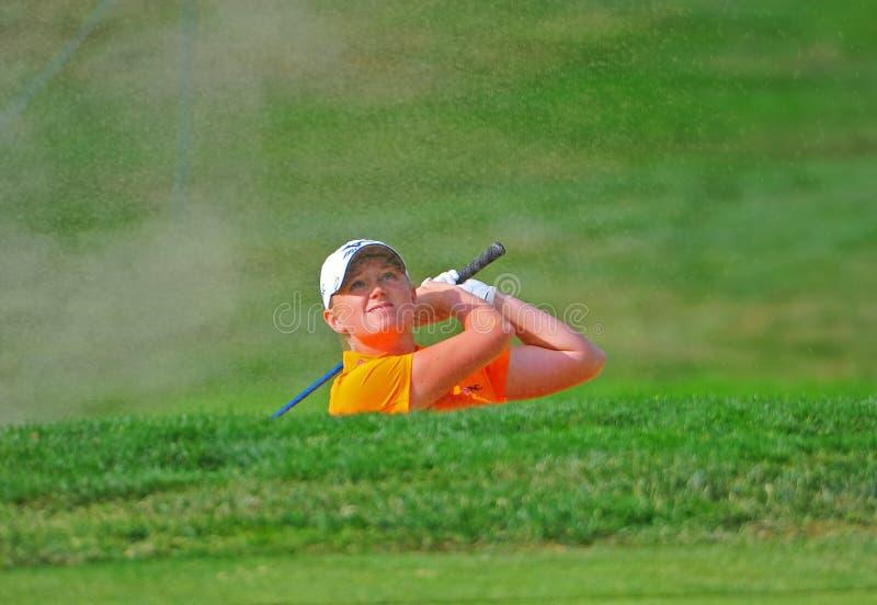 Classique de Stacy Lewis LPGA Safeway image libre de droits