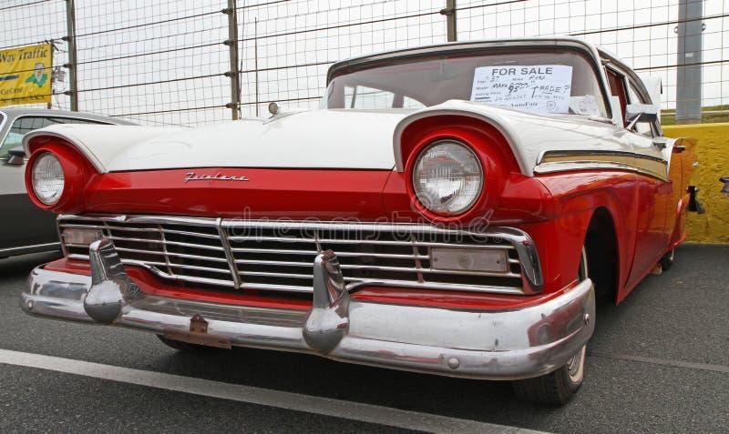 Classique Ford Automobile 1957 photos stock
