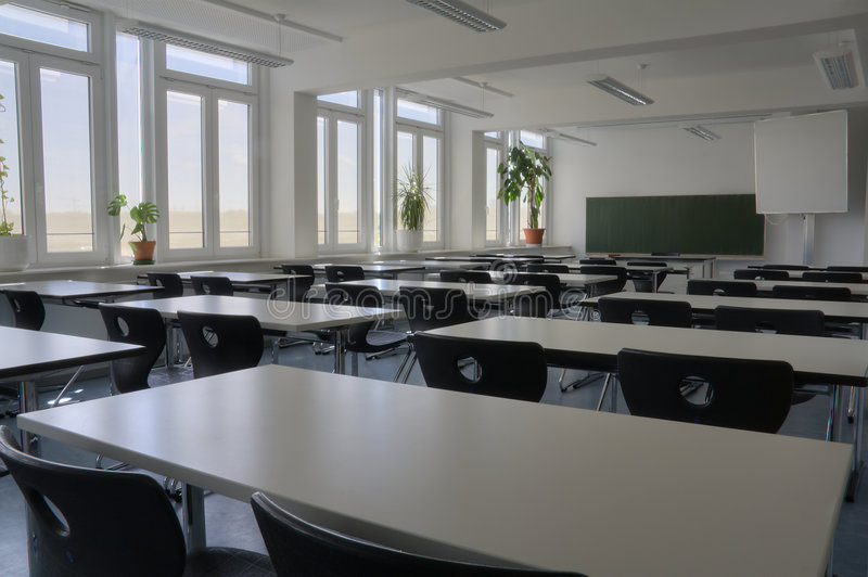 Download Classroom stock image. Image of windows, teaching, classroom - 2714203
