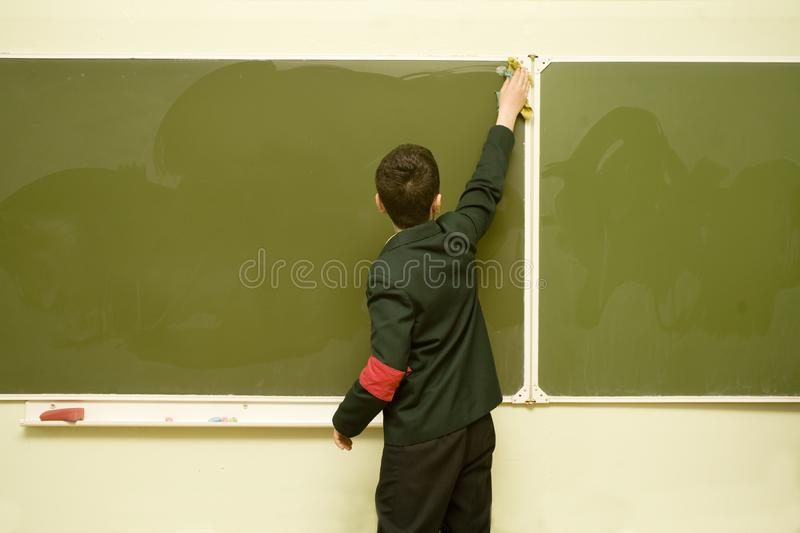 In A Classroom Free Stock Photography