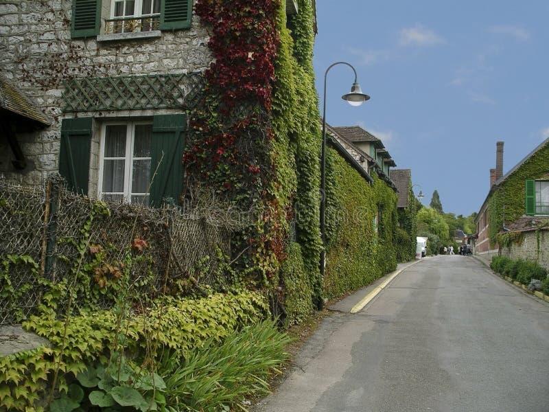 Claude Monet, Giverny, Francia fotografía de archivo libre de regalías