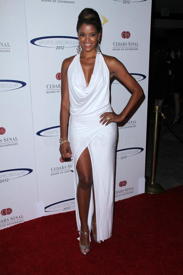 Download Claudia Jordan At The 27th Anniversary Of Sports Spectacular, Century Plaza, Century City, CA 05-20-12 Editorial Image - Image: 25180915