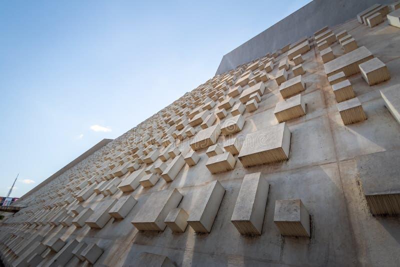 Claudio Santoro Krajowy teatr - Brasilia, Distrito Federacyjny, Brazylia obrazy royalty free