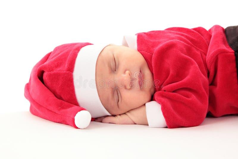 Claus λίγο santa στοκ φωτογραφίες