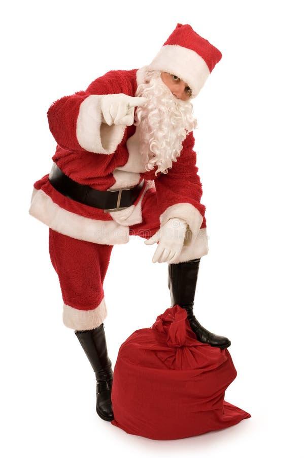 claus Santa obrazy royalty free
