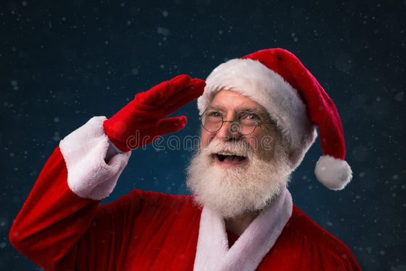 claus santa стоковое фото rf
