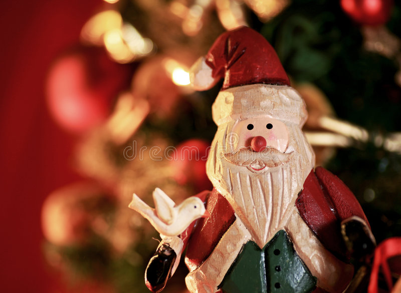 claus2 santa стоковая фотография