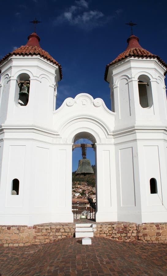 Claustro de San Felipe Neri imagen de archivo
