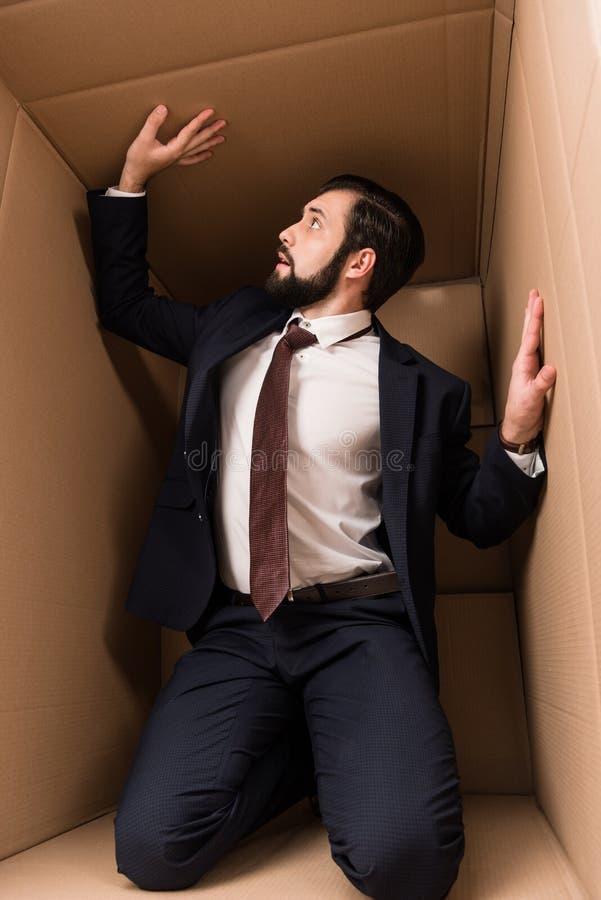 claustrophobia royalty-vrije stock fotografie