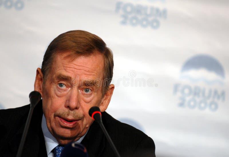 Clav Havel ¡ VÃÂ стоковое фото rf