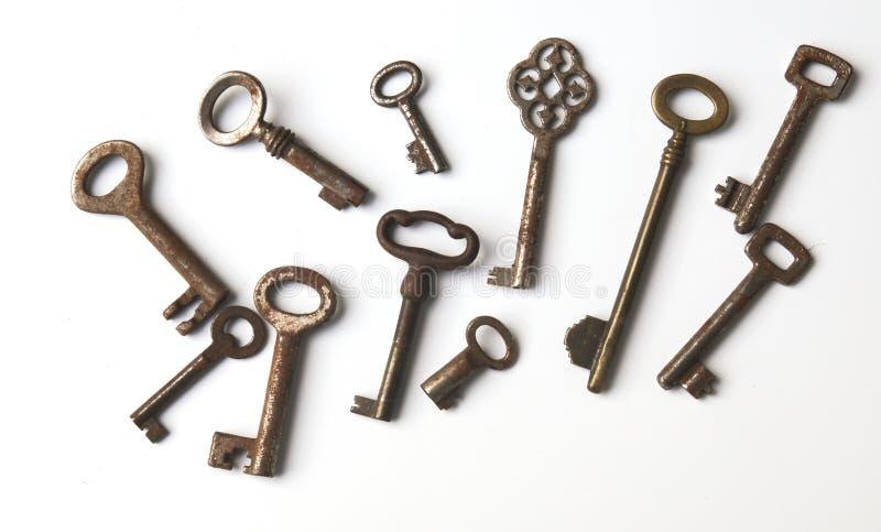 Claves de la vendimia fotografía de archivo