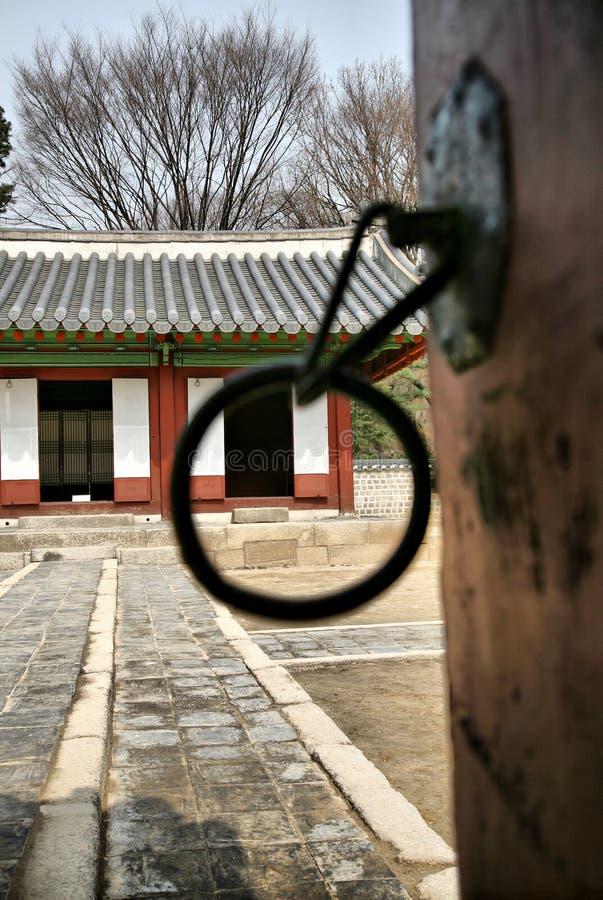 Claves a una ciudad budista antigua fotografía de archivo libre de regalías