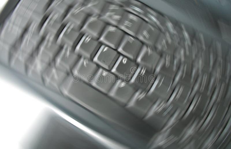 Clavier abstrait photos libres de droits