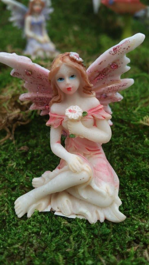 Clay Fairy photo stock