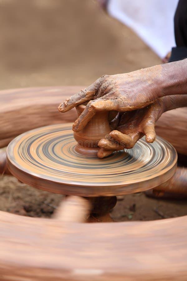 Clay Jar Fotografía de archivo libre de regalías