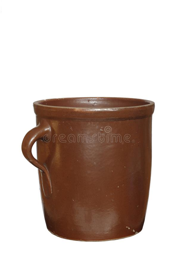 Download Clay pot stock photo. Image of brown, bake, clay, cuisine - 21653164