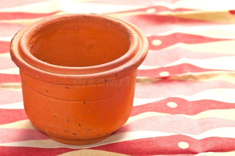 Clay Pot stock fotografie