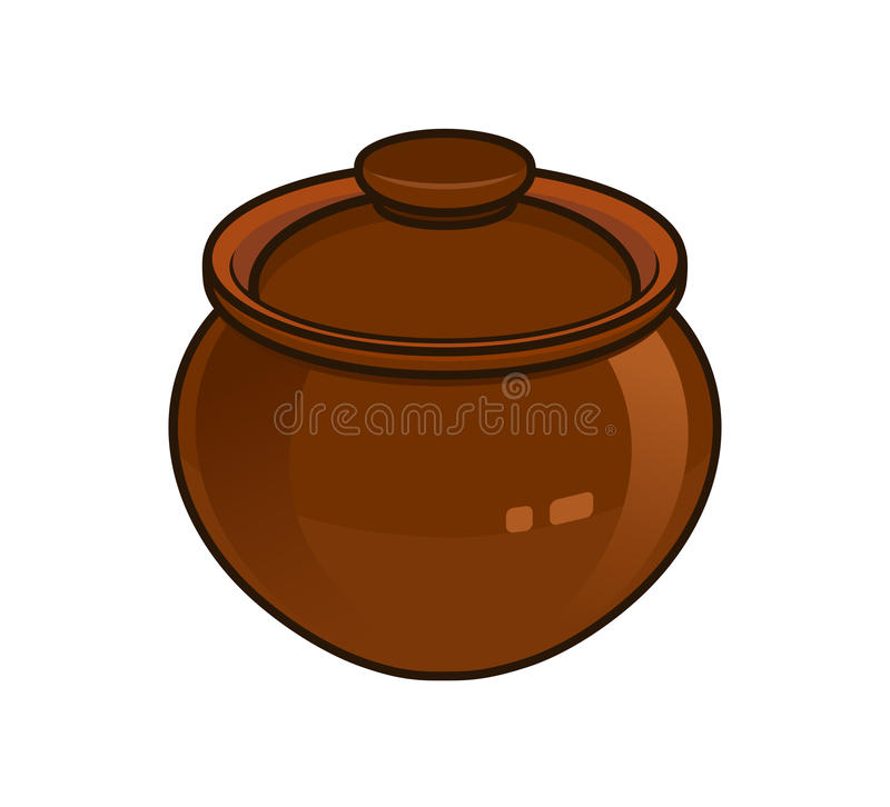 Free Clay Pot Stock Image - 52006941