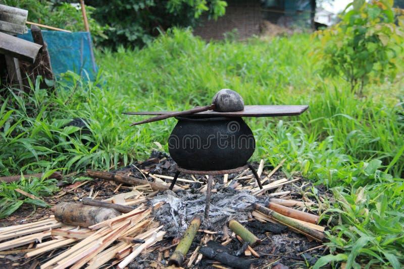 Clay Pot royalty-vrije stock fotografie