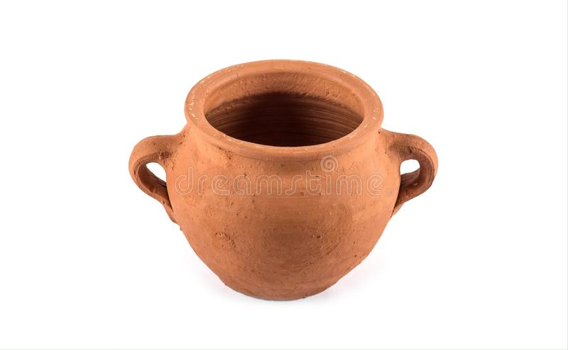 Clay Pot arkivfoton