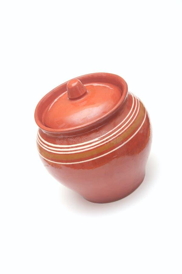 clay pot στοκ φωτογραφίες