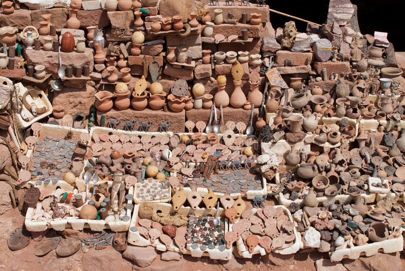 Download Clay pots and crafts stock photo. Image of collection - 22906940