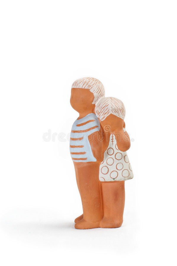 Clay toys 5 stock photography