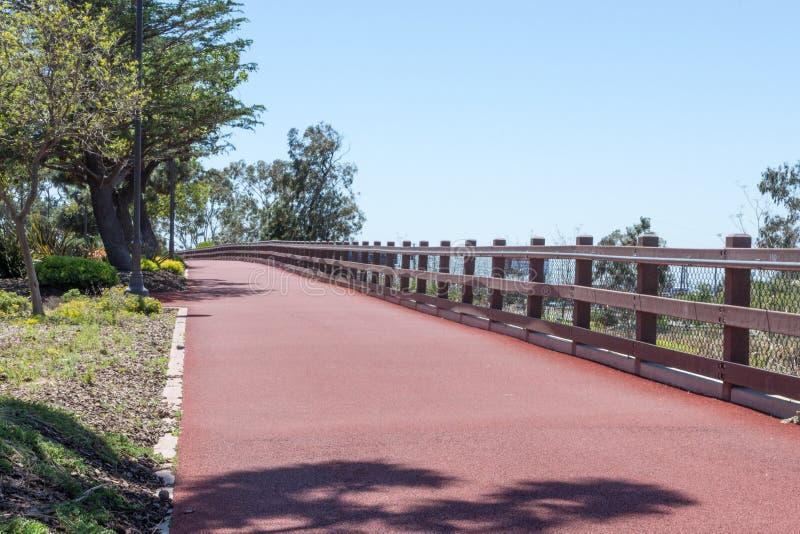 Clay Walking Path foto de stock