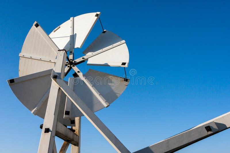 CLAYTON ÖSTLIG SUSSEX/UK - JANUARI 3: Jill Windmill på en vinter`, fotografering för bildbyråer