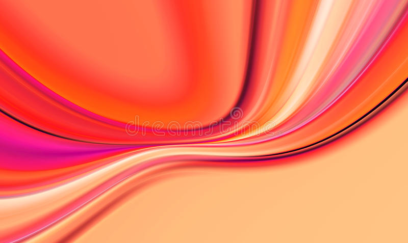 Clean abstract background. With space for your text stock illustration
