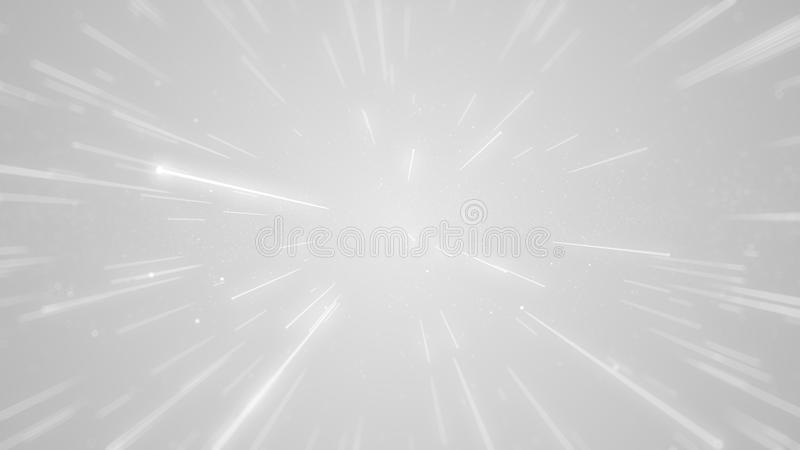 Clean abstract line background. Clean abstract line graphic background stock illustration