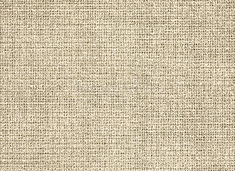 Clean brown burlap texture. Woven fabric. Clean brown burlap texture. Woven horizontal fabric royalty free stock photos