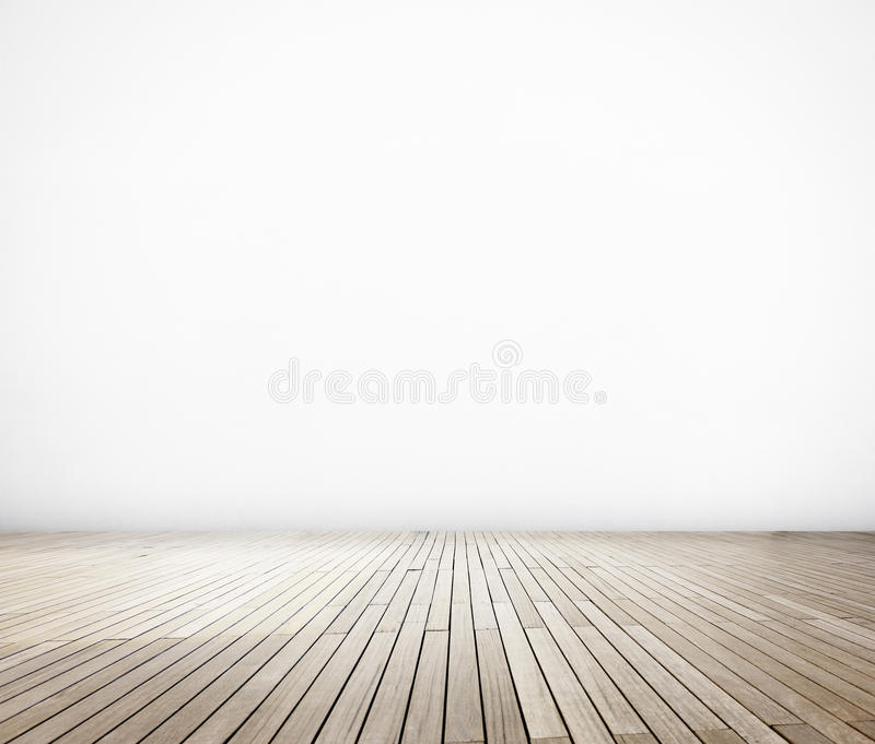 Clean Cement Built Structure White Background Copy Space. Concept royalty free stock image