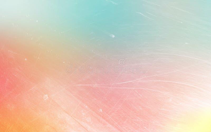 Clean color background stock illustration