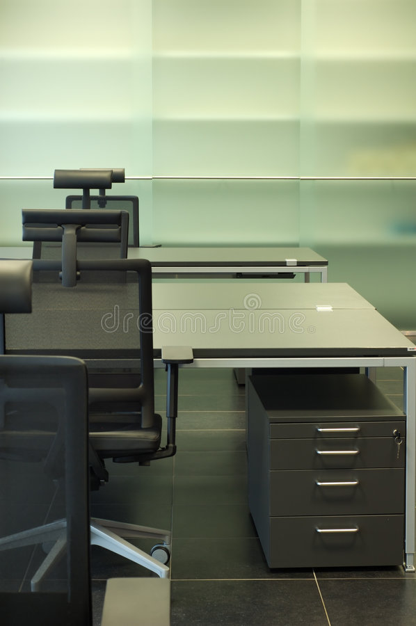 Clean desk policy royalty free stock photography