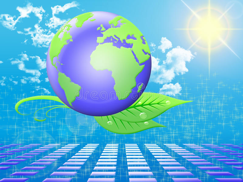 Download Clean energy stock image. Image of green, care, high - 15690205