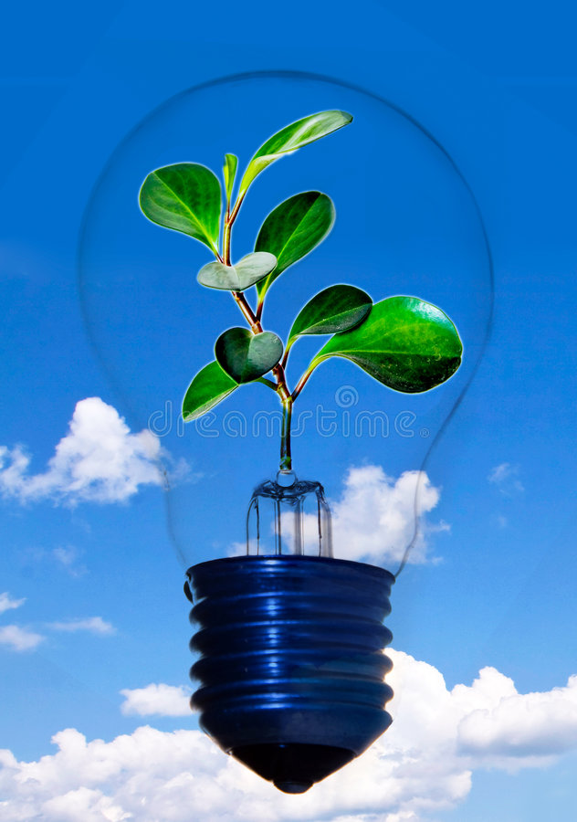 Download Clean energy stock illustration. Image of background, ecology - 7700057