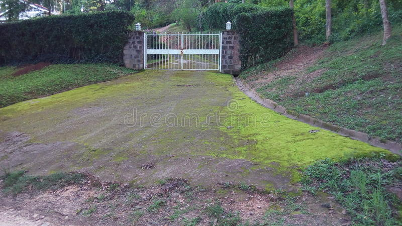 Download Clean Gates stock photo. Image of african, gate, sides - 83705970