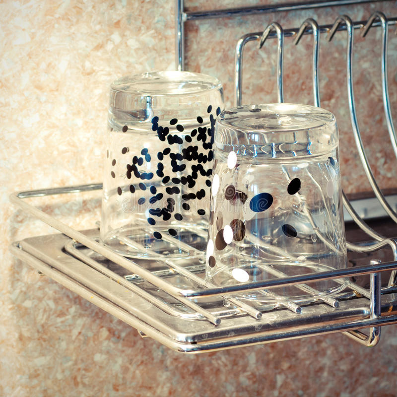 Clean Glass Royalty Free Stock Image