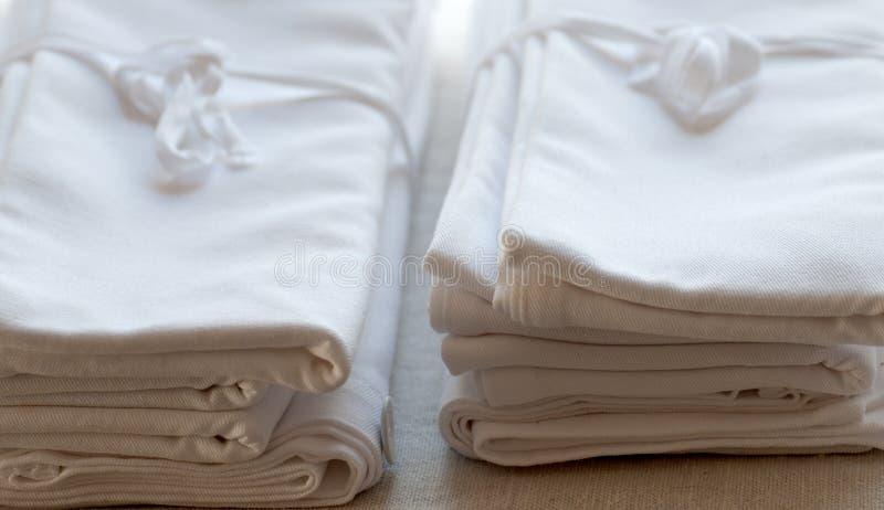 Clean Linen stock photos