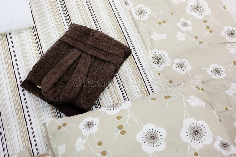 clean linne för badrock royaltyfria bilder