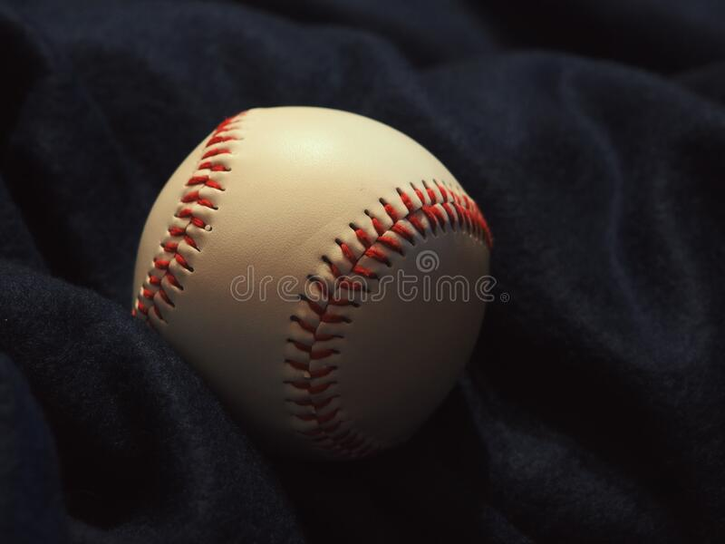 Clean New Baseball Free Public Domain Cc0 Image