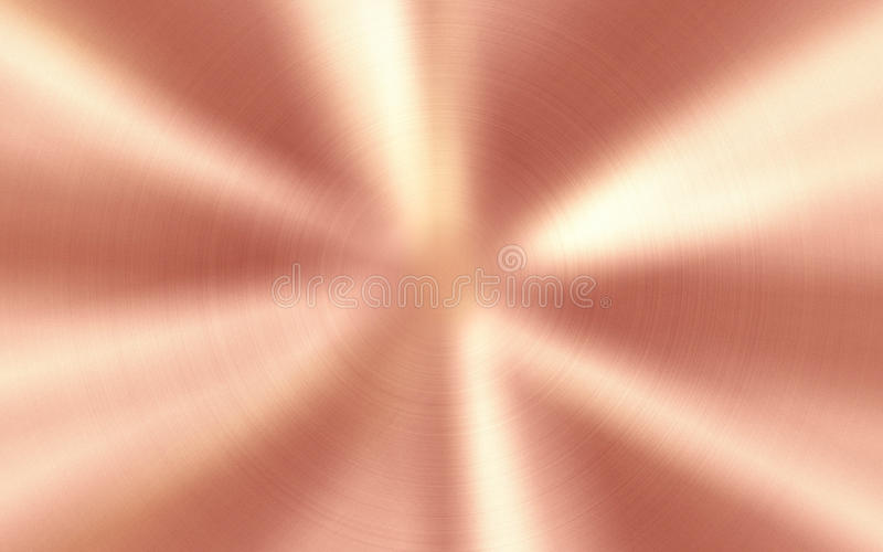 Clean Pink Gold Texture Background Illustration Stock ...