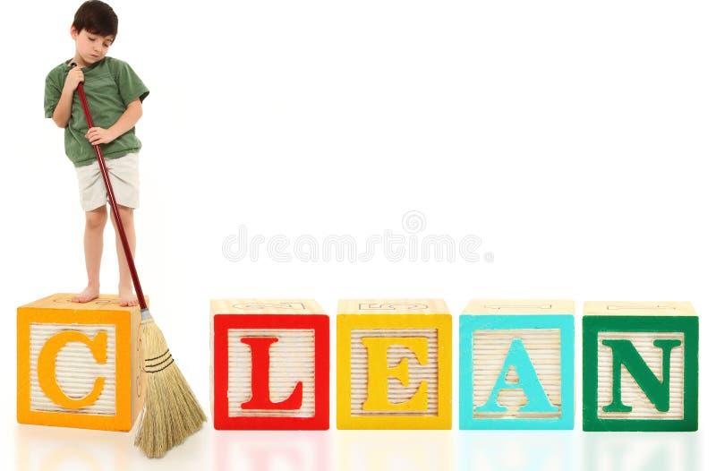 clean pojkekvast fotografering för bildbyråer