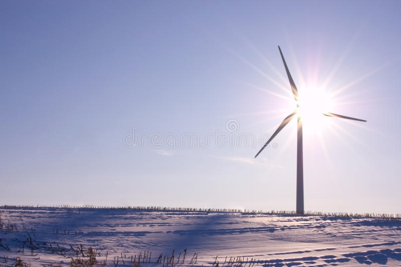 Clean Power royalty free stock image