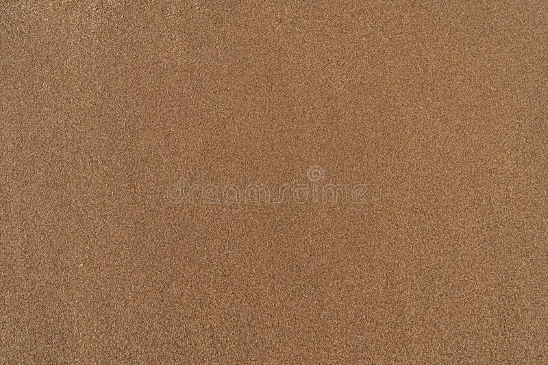 Clean sea sand background. Texture stock images