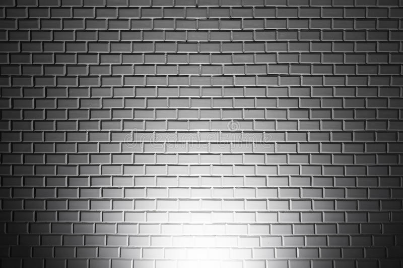 Clean space - modern tiling royalty free stock photography