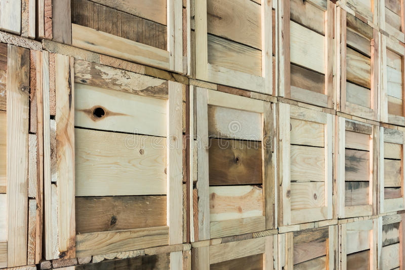 Clean Storage Warehouse with Crates Storage solutions with crate stock images