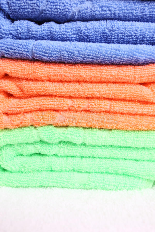 Download Clean towels stock image. Image of laundry, fluffy, objects - 17388635